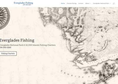 WordPress Design, SEO, Fishing
