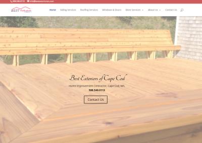 WordPress Design, SEO, Home Remodeling
