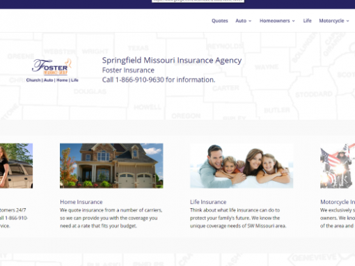 SEO Services, Insurance Agency