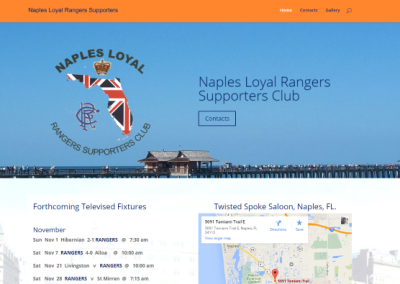 Local Naples Web Design