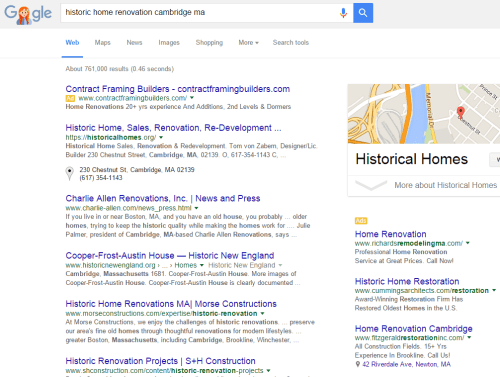 OnSite SEO Service Results