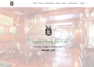 WordPress Design, SEO, Historic Site