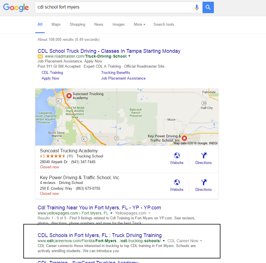 Fort Myers SEO