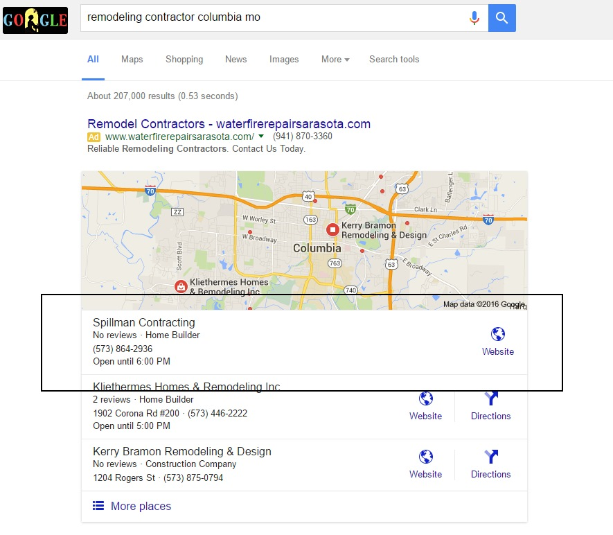 SEO For Home Contractor