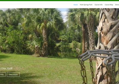 Wordpress Web Design, Local Club
