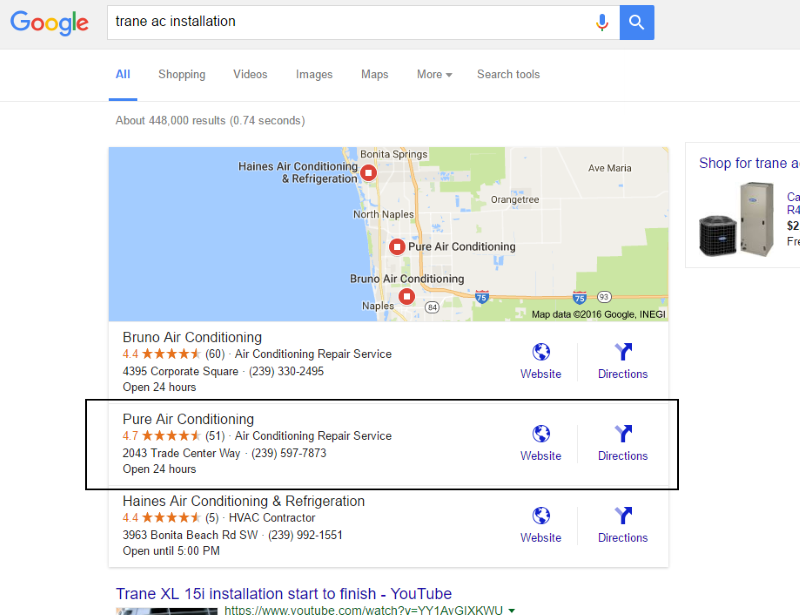 local seo naples