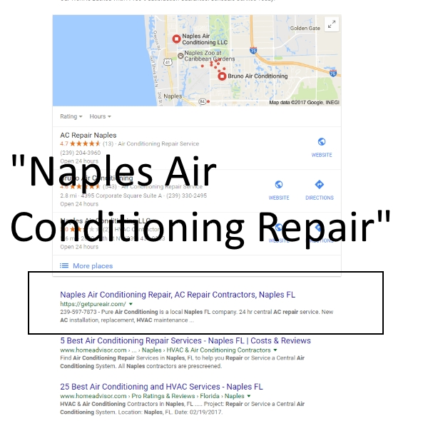 Naples SEO, Local Company